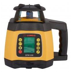 Niwelator laserowy Lamigo SPIN 235 rotacyjny automatyczny cyfrowy