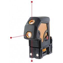 Laser punktowy Geo3P - poziomica laserowa