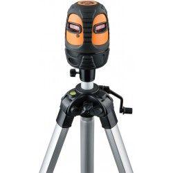 Laser punktowo-liniowy Geo Fennel LP 360°HP zestaw L17-opti