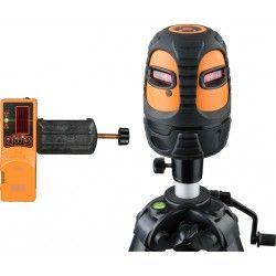 Laser punktowo-liniowy Geo fennel LP 360°HP zestaw L19-maxi