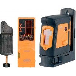 Laser liniowy krzyżowy Geo Fennel FL 40-II HP zestaw L28-opti