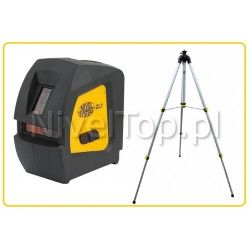 Zestaw laser krzyżowy CL1 ze statywem SJJ-M1 z wysięgnikiem