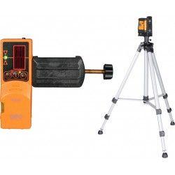 Laser liniowy krzyżowy Geo Fennel FL 40-II HP zestaw L07-maxi