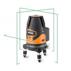Laser liniowy krzyżowy Geo Fennel FLG 64-GREEN HP