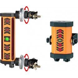 Czujnik laserowy - Detektor laserowy FMR 700-M/C do maszyn budowlanych