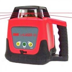 Niwelator laserowy BMI uniLASER AH z czujnikiem laserowym,okularami i tarczką