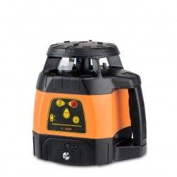 Niwelator laserowy Geoffenel FL 245HV z czujnikiem,pilotem i uchwytem do profili