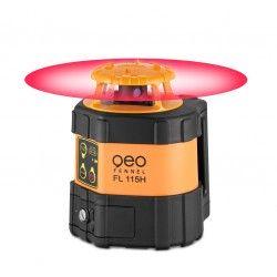 Niwelator laserowy Geo Fennel FL 115H z czujnikiem i pilotem