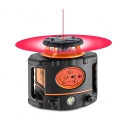 Niwelator laserowy Geo Fennel FL 275HV MM-TRACKING z czujnikiem, pilotem i akcesoriami