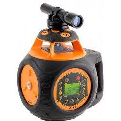 Niwelator laserowy Geo Fennel FL 505HV-G MM z czujnikiem, pilotem i akcesoriami