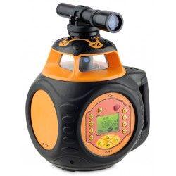 Niwelator laserowy Geo Fennel FL 510HV-G MM-Tracking z czujnikiem,pilotem i akcesoriami