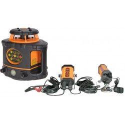 System sterowania maszyn Geo Fennel S 260 zestaw M04-opti