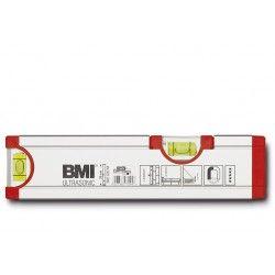 Poziomica aluminiowa magnetyczna 20 cm BMI Ultrasonic do rusztowań