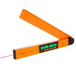 Kątomierz z poziomicą laserową Multi-Digit Pro +