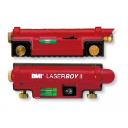 Poziomica laserowa do rur i profili BMI LaserBoy II