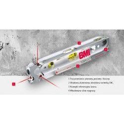 Poziomica laserowa BMI TORPEDO 3