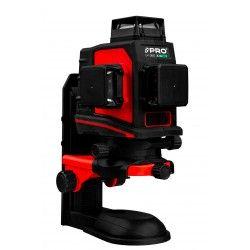 PRO LK-360.3DG Zielony Laser płaszczyznowy 3 x 360 liniowy krzyżowy budowlany 3D