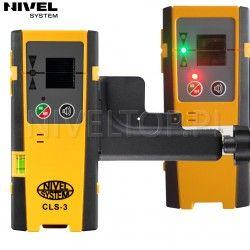 Detektor NIVEL SYSTEM CLS3 czujnik do laserów liniowych