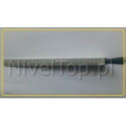 Klin do pomiarów drogowych 270mm - Szczelinomierz klinowy