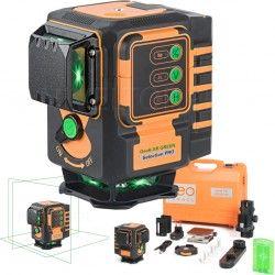 Geo Fennel  GEO6 XR GREEN SP Li-lon laser podłogowy płaszczyznowy 3D 360 ZASIĘG 80m