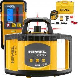 NIVEL SYSTEM NL500 niwelator laserowy obrotowy