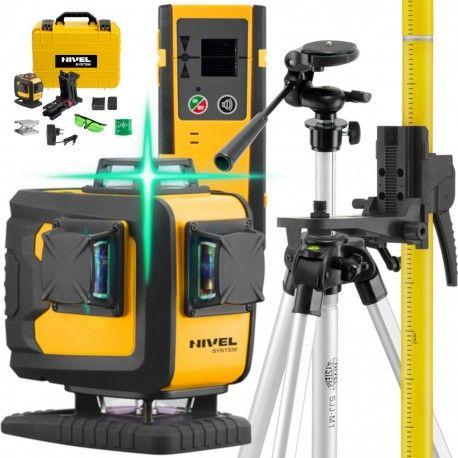 NIVEL SYSTEM CL4DG automatyczny laser płaszczyznowy