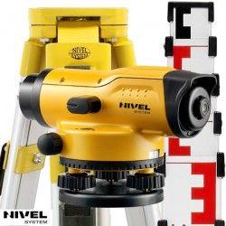 Zestaw niwelacyjny optyczny NIVEL SYSTEM N32x