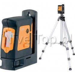 Zestaw laser krzyżowy GEO-FENNEL FL 40 II ze statywem