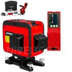 PRO LP-360.3D TILER laser wieloliniowo-płaszczyznowy  + Czujnik PRO DWL-02