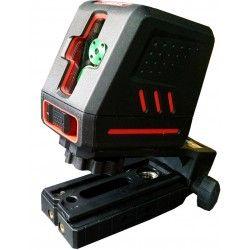 PRO Laser krzyżowy SMART-XG- z wiązką zieloną z uchwytem do skosów