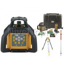 Zestaw laserowy Nivel System NL500G Digital :: ZIELONY
