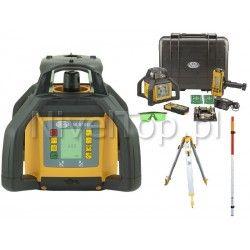 Zestaw laserowy Nivel System NL510G Digital :: ZIELONY