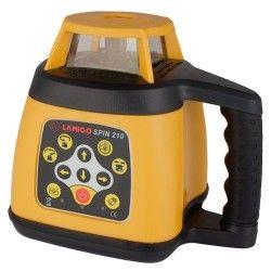 Niwelator laserowy Lamigo SPIN 210 rotacyjny automatyczny